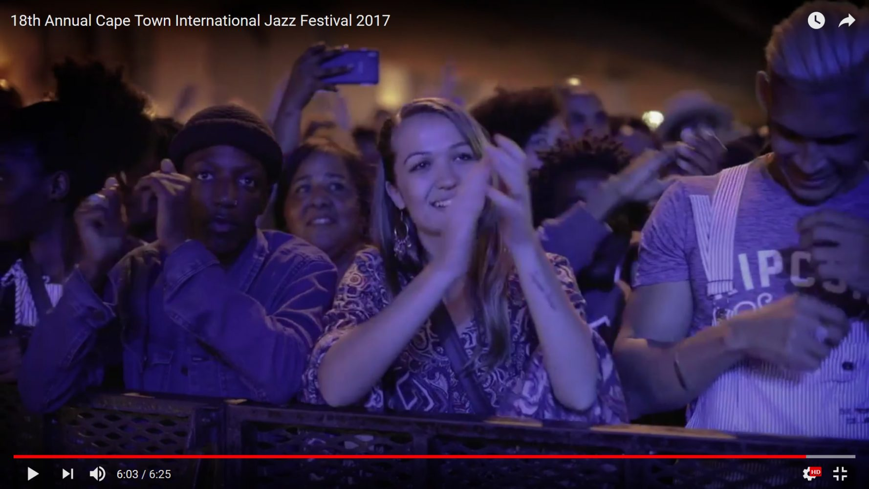 18th Annual Cape Town International Jazz Festival 2017